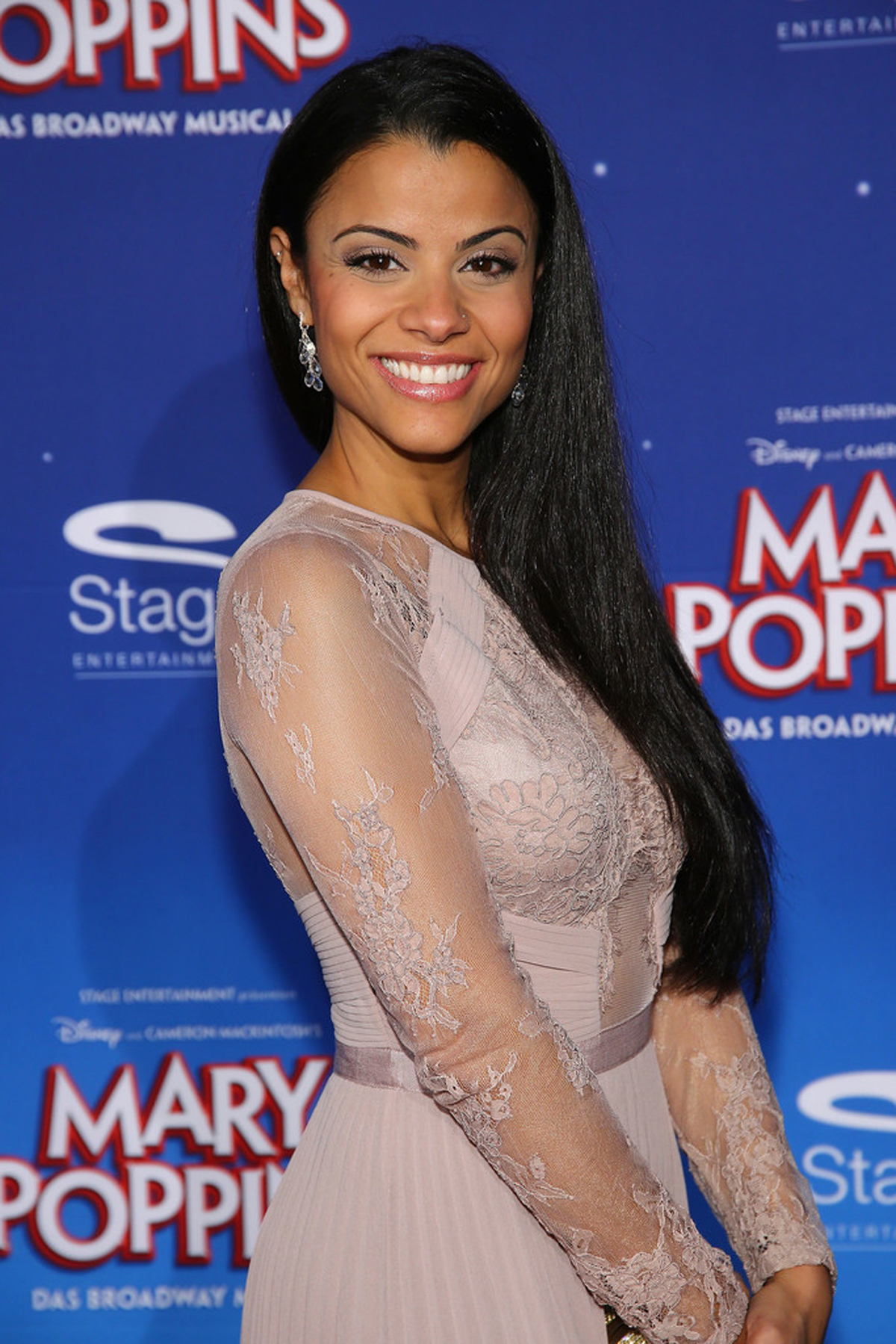 Myrthes Monteiro - Opening night Marry Poppins