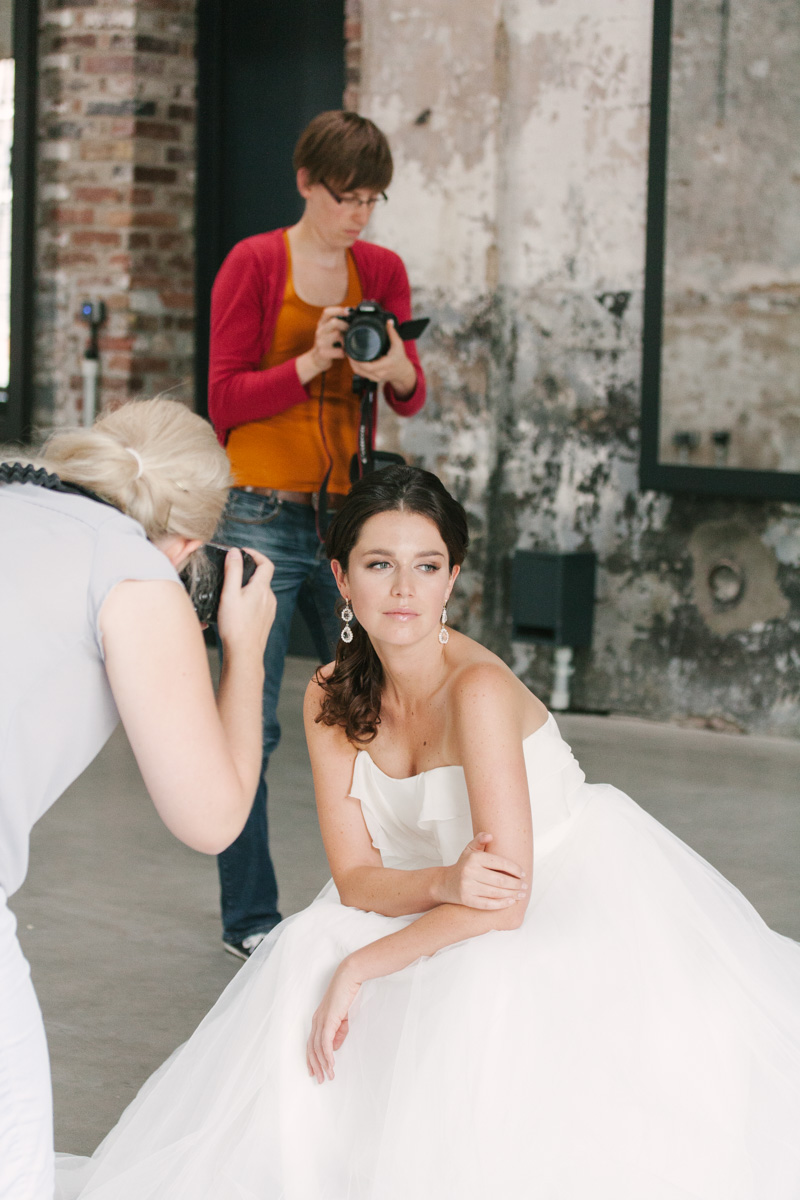 Behind the scenes at our latest photoshoot | Bridal Jewellery Collection 2018