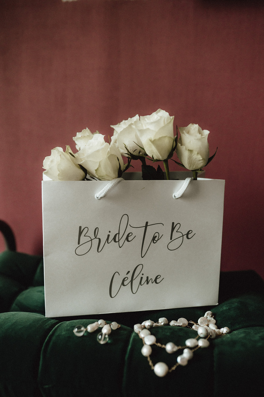 Inspiration for future brides | French-inspired bridal boudoir shoot